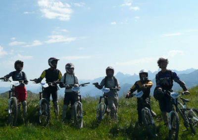 Stage Enfant Morzine Bikers